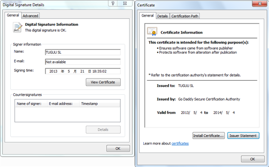 Digging into certificate revocation lists | Forcepoint