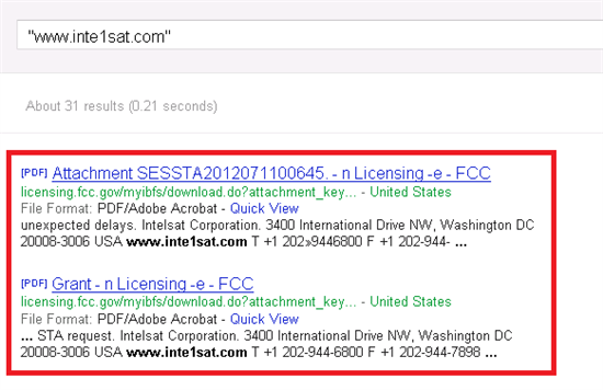 The Strange Case of the inte1sat Domain Name | Forcepoint