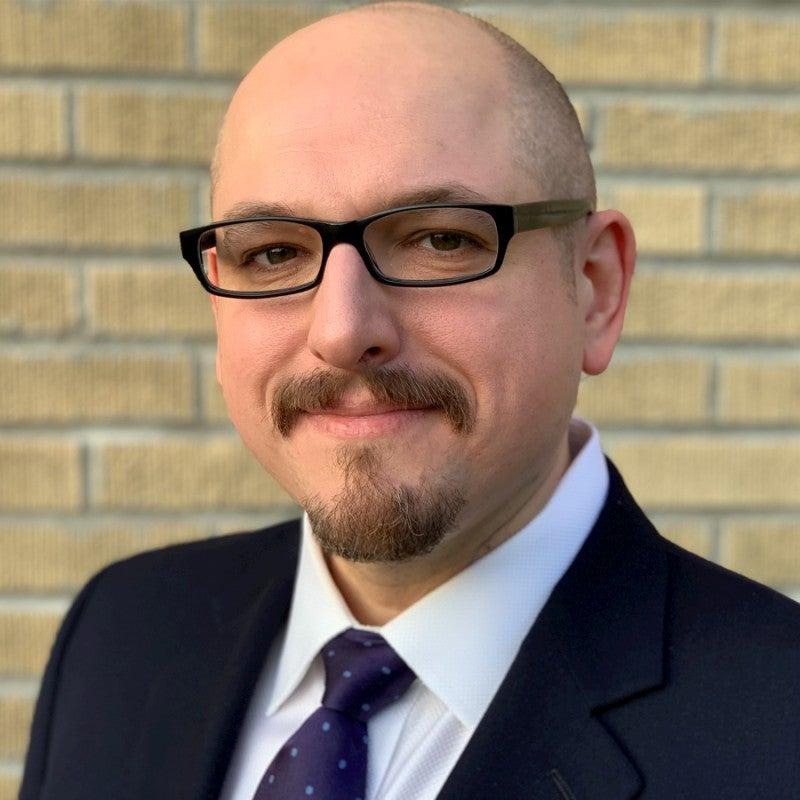Daniel Dobrygowski - WEF