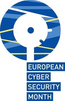 European Cyber Security Month Logo
