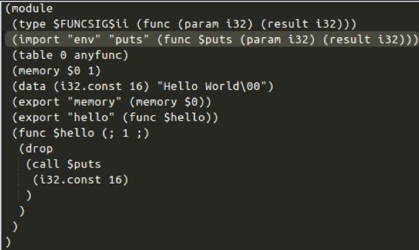 WebAssembly binaries - Wasm Reverse Engineering | Forcepoint