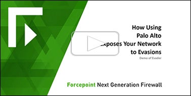 Evader by Forcepoint | Forcepoint