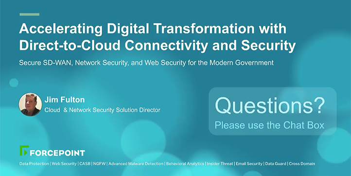 Accelerating Digital Transformation with Direct-to-Cloud Connectivity and Security