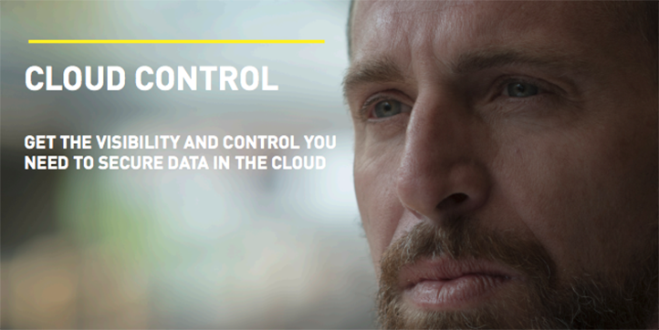 Cloud Control: Get the Visibility and Control You Need to Secure Data in the Cloud