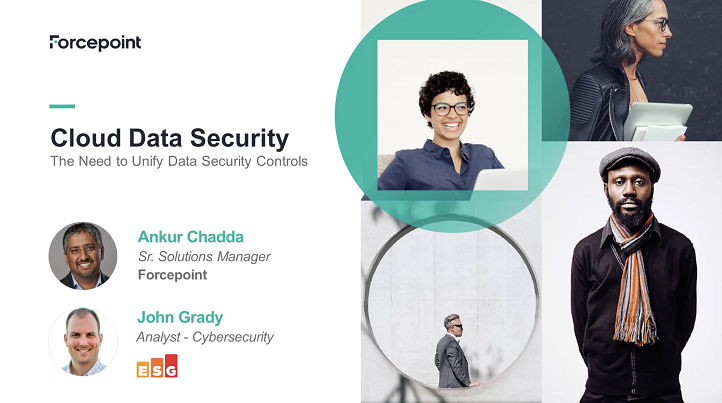 Cloud Data Security with ESG webcast