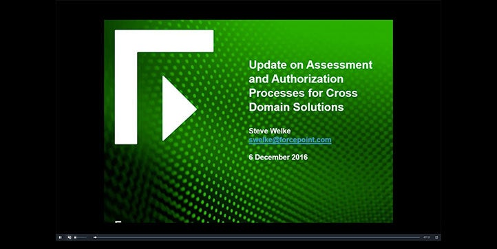 Cross Domain Solution Assessment and Authorization (A&A)