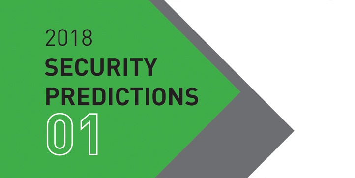 2018 Security Predictions - Disruption of Things