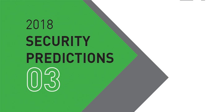 2018 Security Predictions - Encrypted by Default