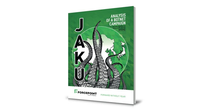 Jaku - Analysis of a botnet campaign