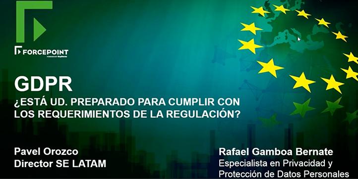 ¿Estás preparado para cumplir con la normativa GDPR?