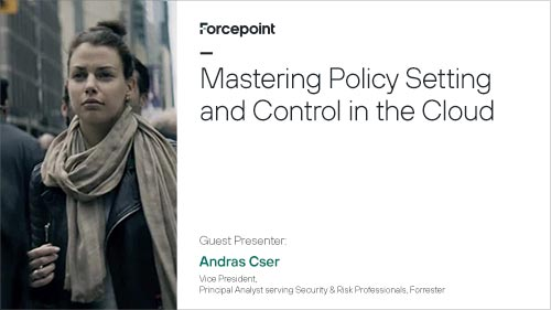 Mastering Policy Setting and Control in the Cloud webcast
