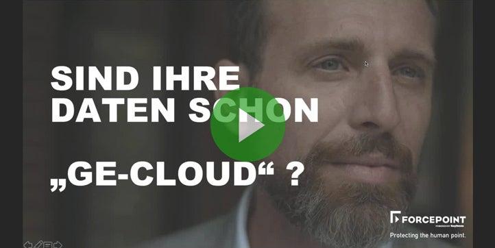 Webcast: Sind Ihre Daten Schon Ge-Cloud