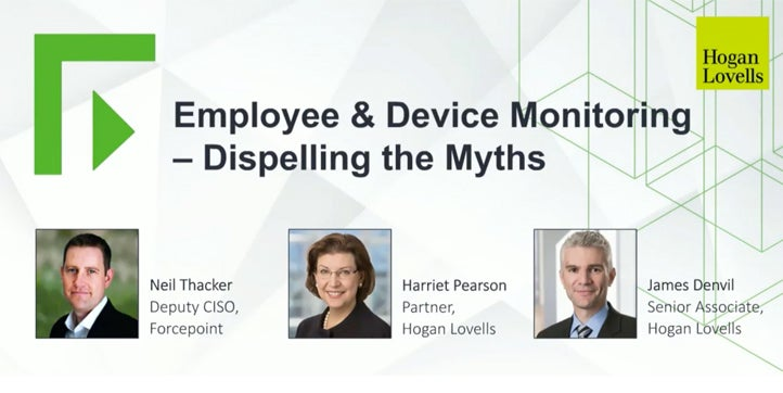 Employee & Device Monitoring - Dispelling the Myths