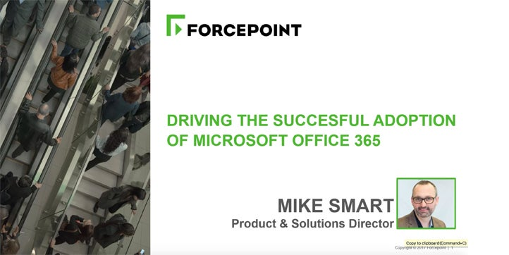Driving the Successful Adoption of Microsoft Office 365