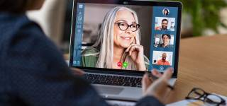 Securing Data on Video Conferencing Platforms in a Remote Work Environment