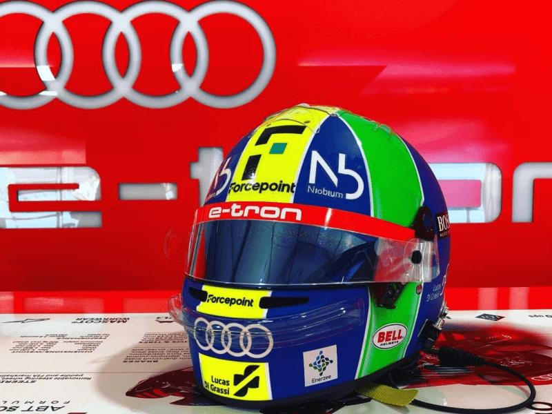 Lucas di Grassi Formula E World Champion