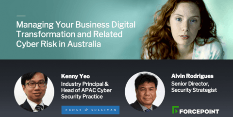Managing Your Business Digital Transformation and Related Cyber Risk in Australia webcast