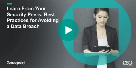 Best Practices for Avoiding a Data Breach webinar