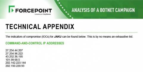 Jaku - Technical Appendix