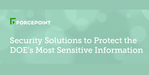 Security Solutions to Protect the DOE's Most Sensitive Information