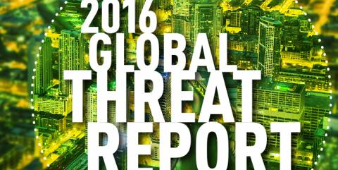 Forcepoint 2016 Global Threat Report