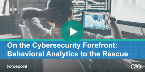 On the Cybersecurity Forefront: Behavioral Analytics to the Rescue webinar