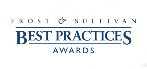 Frost & Sullivan Best Practices Awards - 2020 DLP Vendor Company of the Year 2020 award