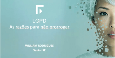 LGPD - As razões para não prorrogar webcast