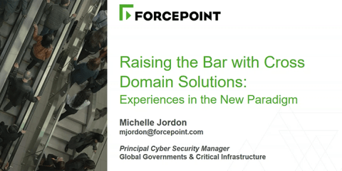 Prepare Now: How to Meet Raise the Bar Standards for Cross Domain Solutions