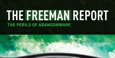 The Freeman Report - The Perils of Abandonware