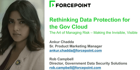 Rethinking Data Protection for the Gov Cloud