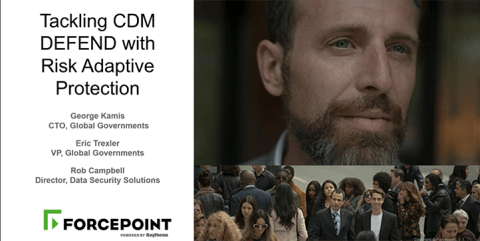 Tackling CDM DEFEND with Risk Adaptive Protection