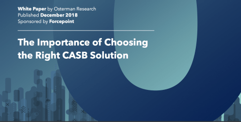 The Importance of Choosing the Right CASB Solution