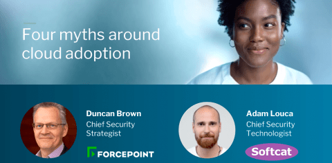 Four Myths Around Cloud Adoption