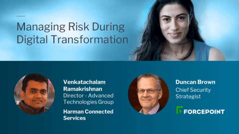 Managing Risk During Digital Transformation