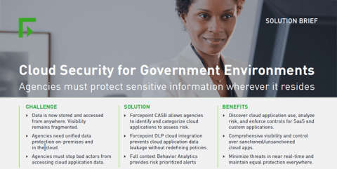 Cloud Security for Government Environments