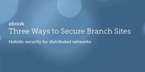 Holistic Security for Distributed Networks – Three Ways to Secure Branch Sites
