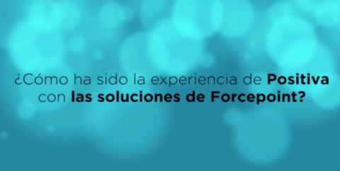 Forcepoint Security Summit 2019 - Positiva Testimonial video