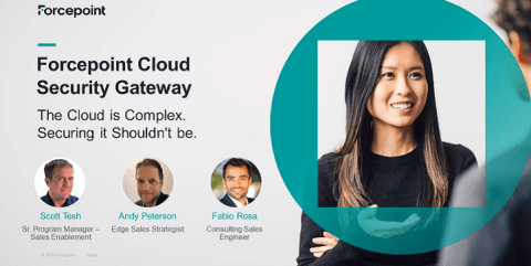 Cloud Security Gateway Demo