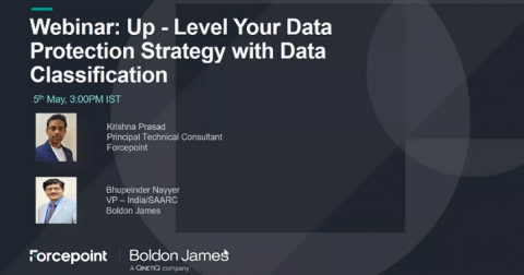 Up-Level Your Data Protection with Data Classification