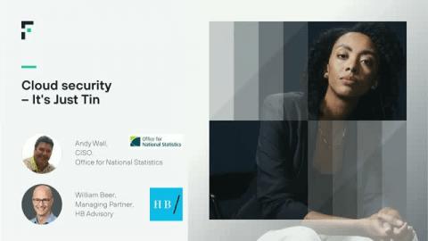 Cloud Security – It's Just Tin