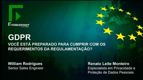 Você está preparado para cumprir com os requerimentos da Regulamentação GDPR?