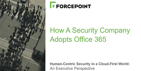 How a Security Company Adopts Office 365