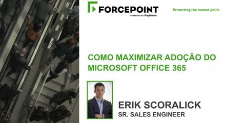 Como maximizar o investimento em segurança com o Office 365?