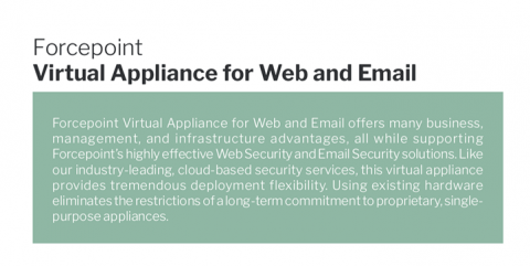 Virtual Appliance Web and Email