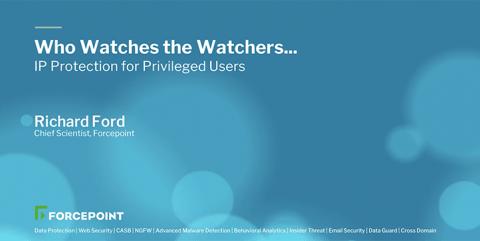 Who Watches the Watchers..