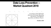 The Radicati Group DLP – Market Quadrant 2018