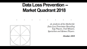 The Radicati Group DLP – Market Quadrant 2018